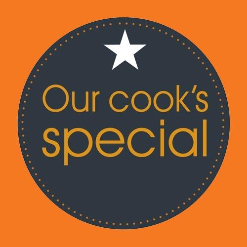 Le Creuset Cooks Specials