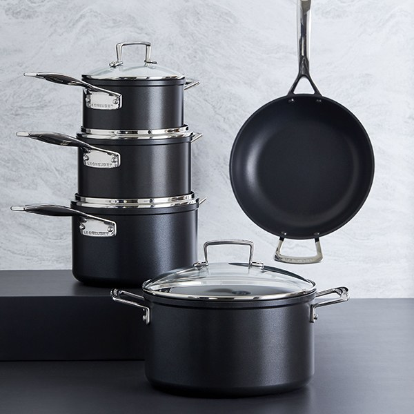 Le Creuset Zen Kitchen Toughened Non Stick Cookware