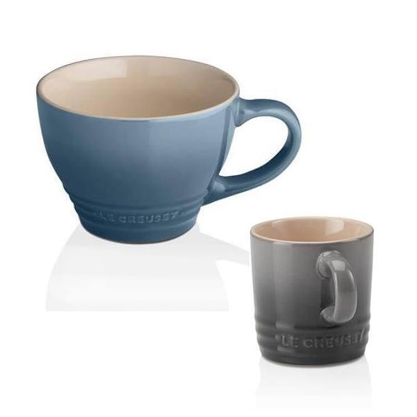 Le Creuset 3 For 2 Espresso & Grand Mugs