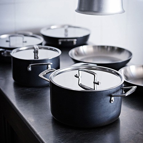 Le Creuset Professional Hard Anodised