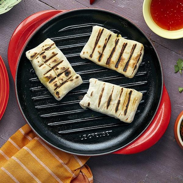 Le Creuset Cast Iron Grills