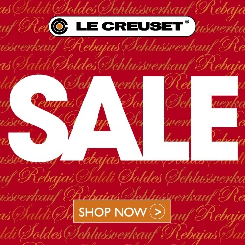 Le Creuset Special Offers