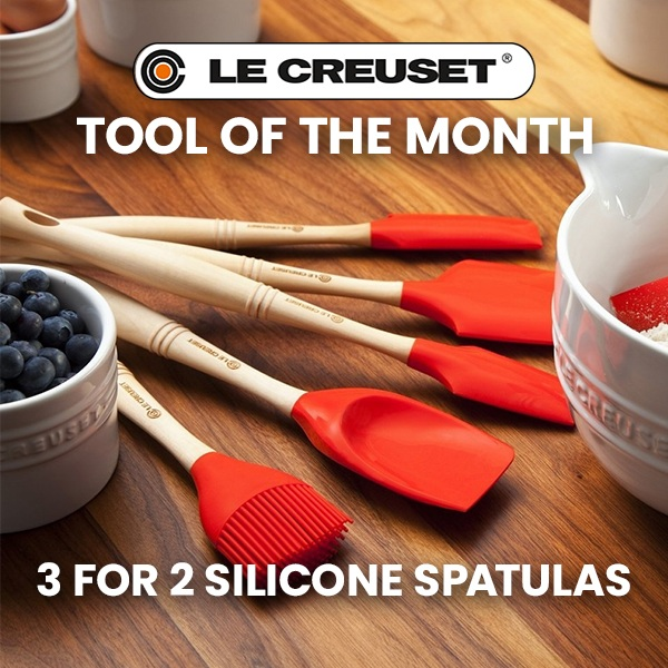 Le Creuset Tool Of The Month