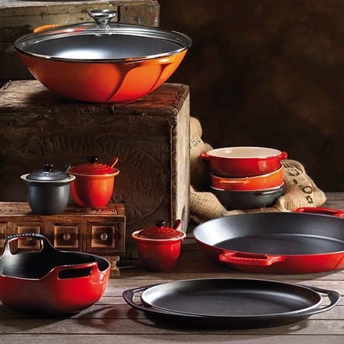 Le Creuset Cuisines Of The World