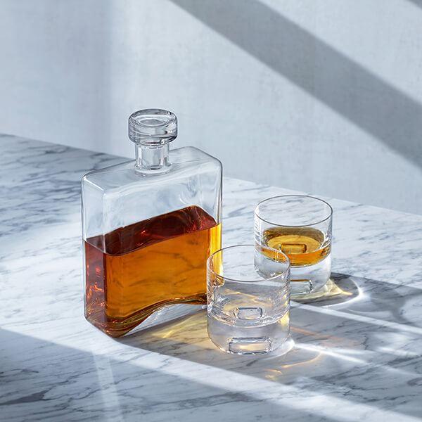 LSA Cask Whisky Glassware