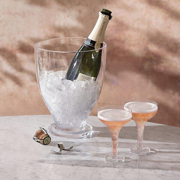 LSA Epoque Glassware