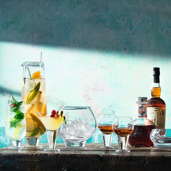 LSA Rum Glassware