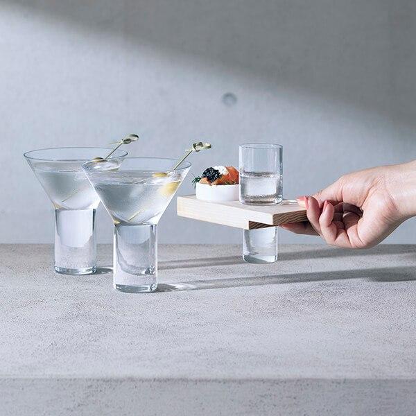 LSA Vodka Glasses