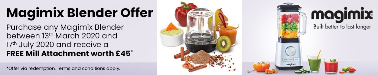 Magimix Blender Promotion