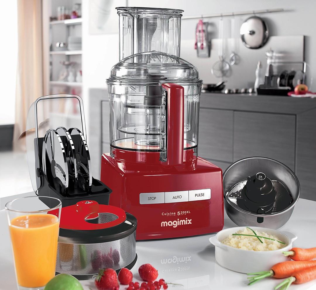 Magimix 5200XL Premium Food Processor