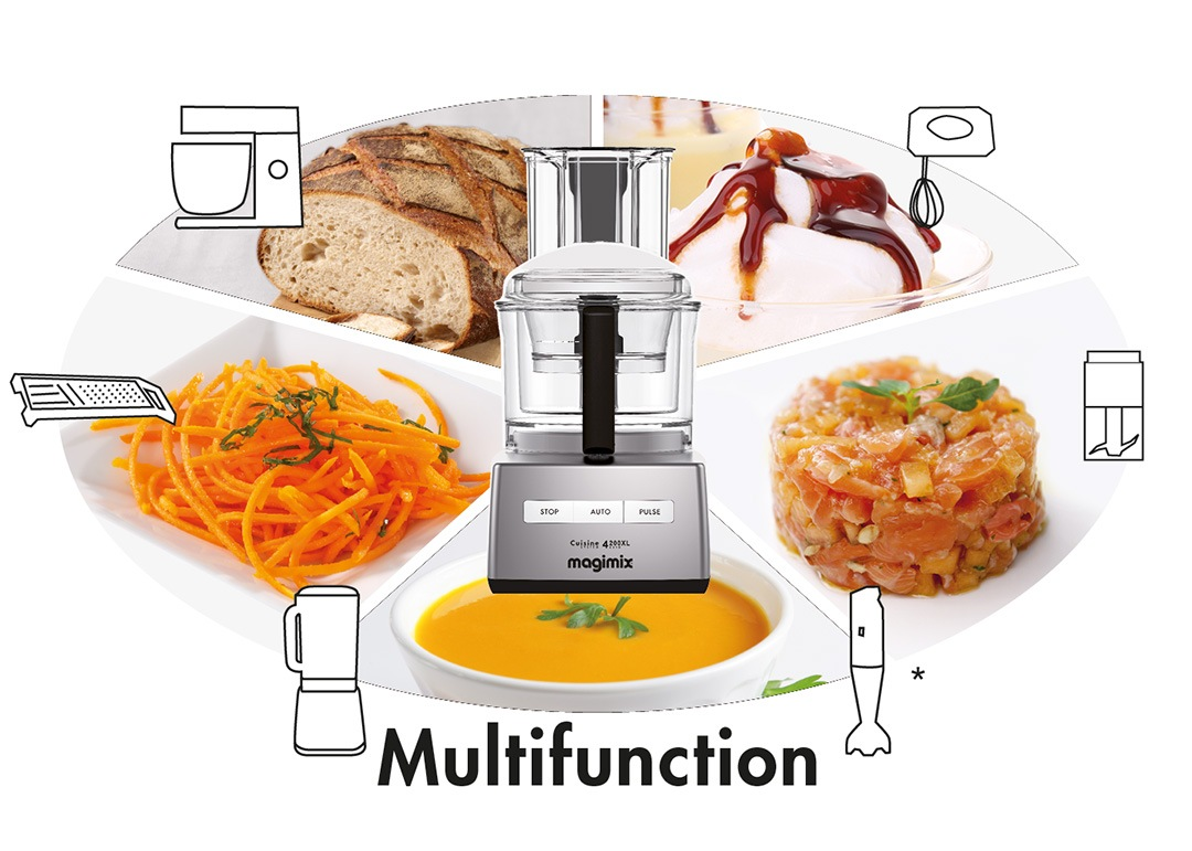 Magimix Food Processors - which is the best model for you