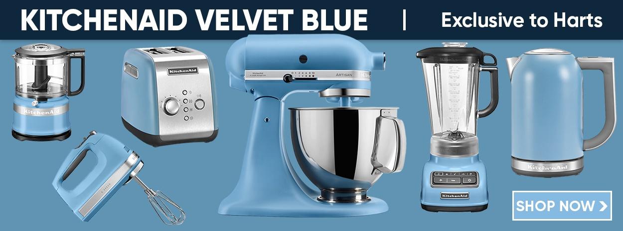 KitchenAid Velvet Blue