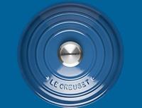 Le Creuset Marseille Blue