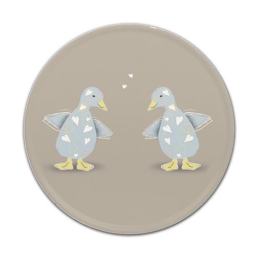 Melamaster Duck