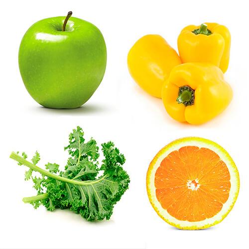 Mixed Fruit & Veg