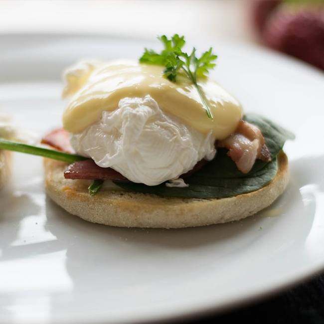 Eggs Benedict - Breakfast Inspiration