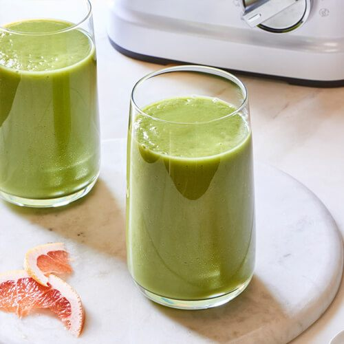 Power Plus Green Smoothies