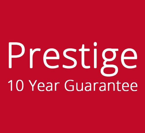 Prestige 10 Year Guarantee