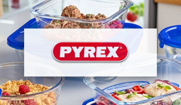 Pyrex Glassware Storage