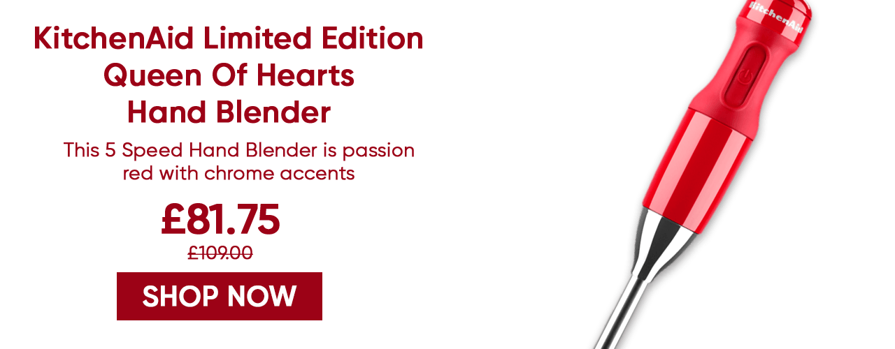 KitchenAid Queen Of Hearts Hand Blender