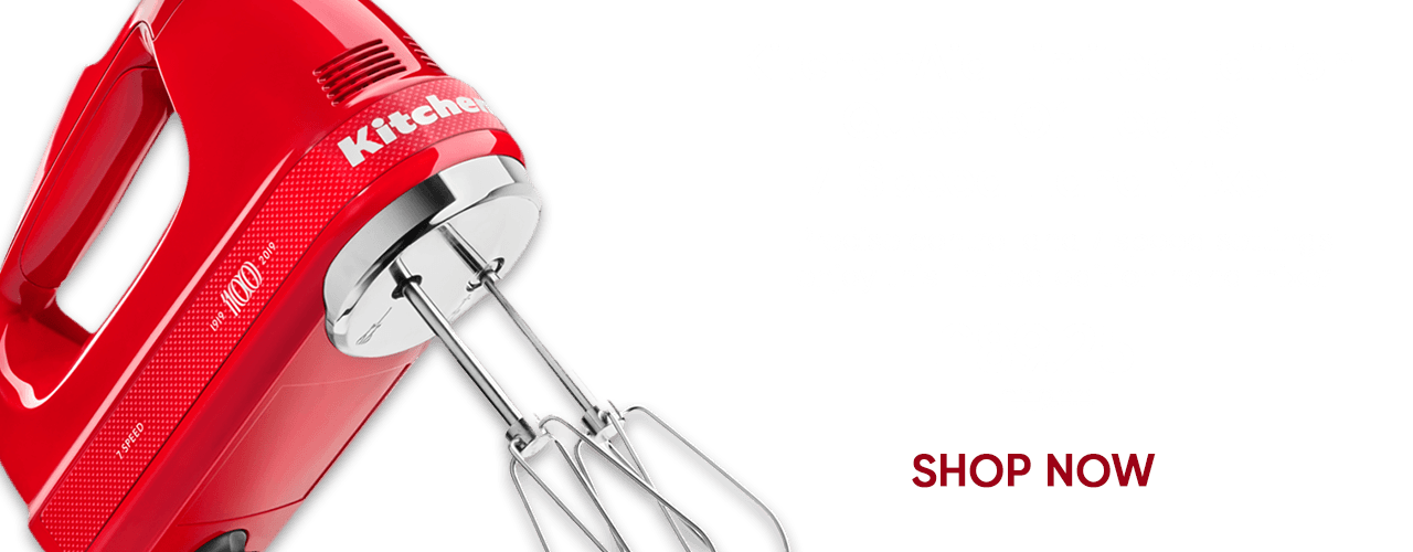 KitchenAid Queen Of Hearts 7-Speed Hand Mixer