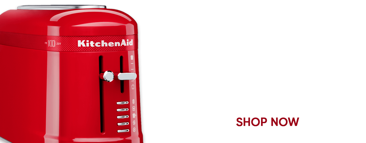 KitchenAid Queen Of Hearts Design Collection Toaster