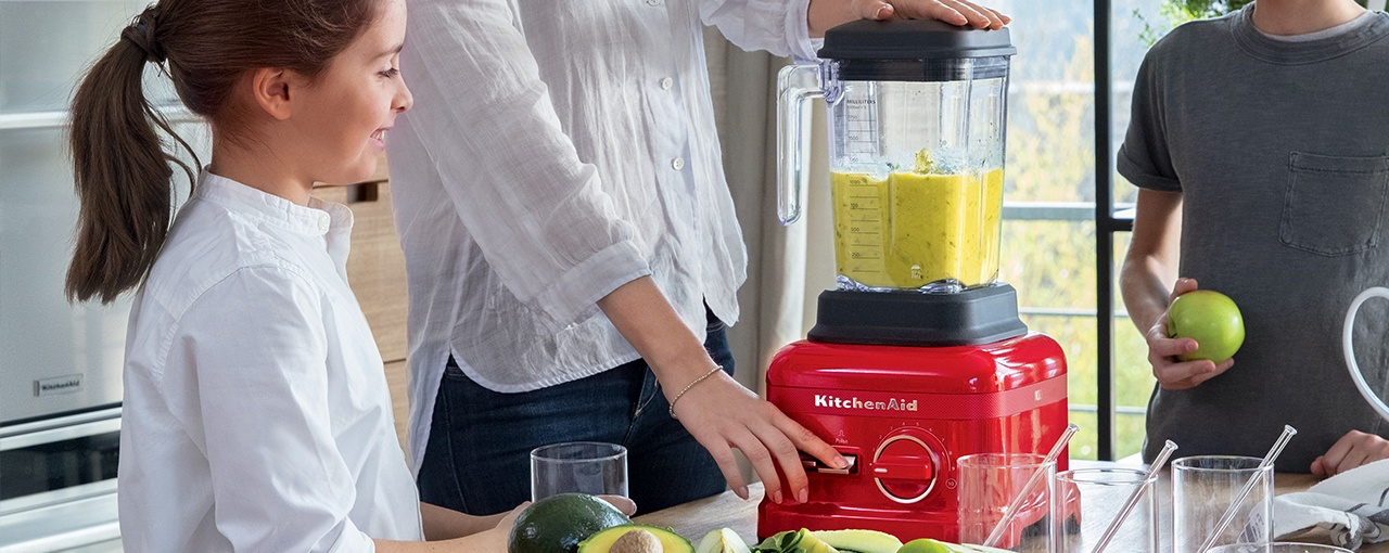 KitchenAid Queen Of Hearts High Performance Blender