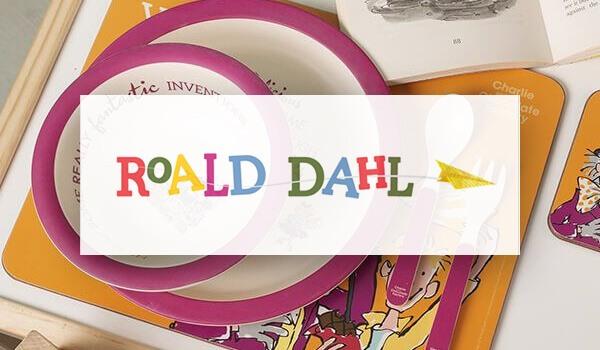 Roald Dahl Bamboo Sets