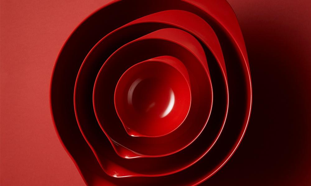 Rosti Margrethe Bowl Red