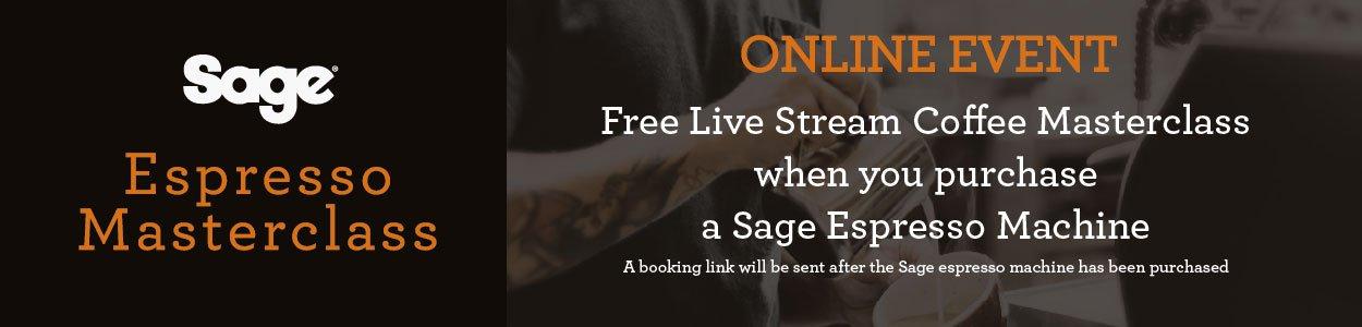 Sage Espresso Masterclass
