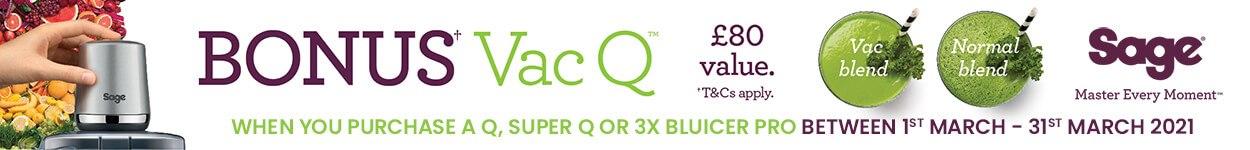 Sage Bonus Vac Q Promotion Spring 2021
