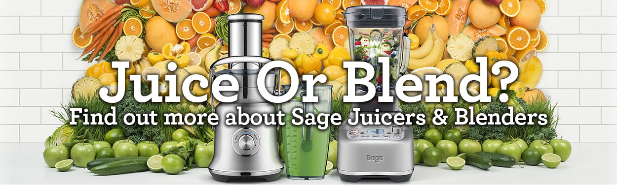 Sage Juice or Blend - Find Out More