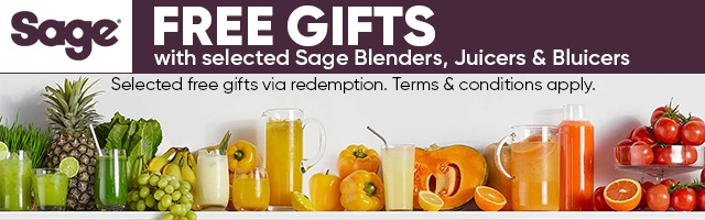 Sage Bluicer - Free Gifts