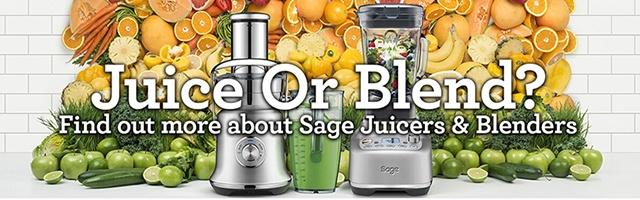 Sage Juice or Blend - Find Out More