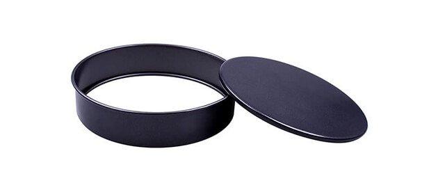Stoven Non-Stick 20cm Loose Base Sandwich Tin