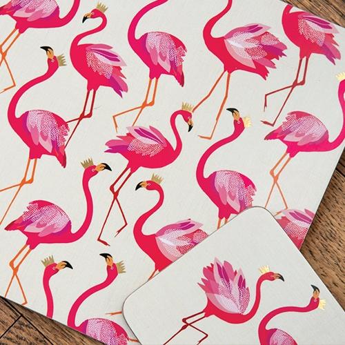 Creature Christmas - Flamingo