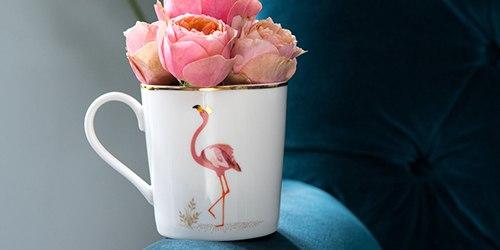 Sara Miller Flamingo