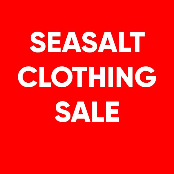Seasalt Clothing Sale