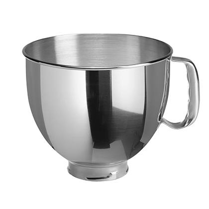 4.8L Stainless Steel Bowl