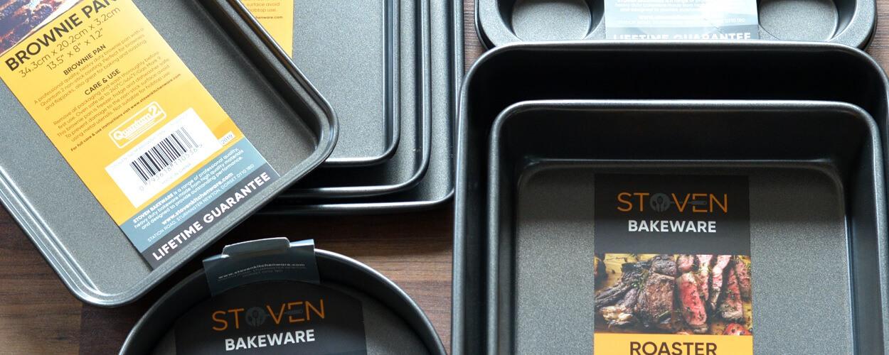 Stoven Non-Stick Bakeware Set