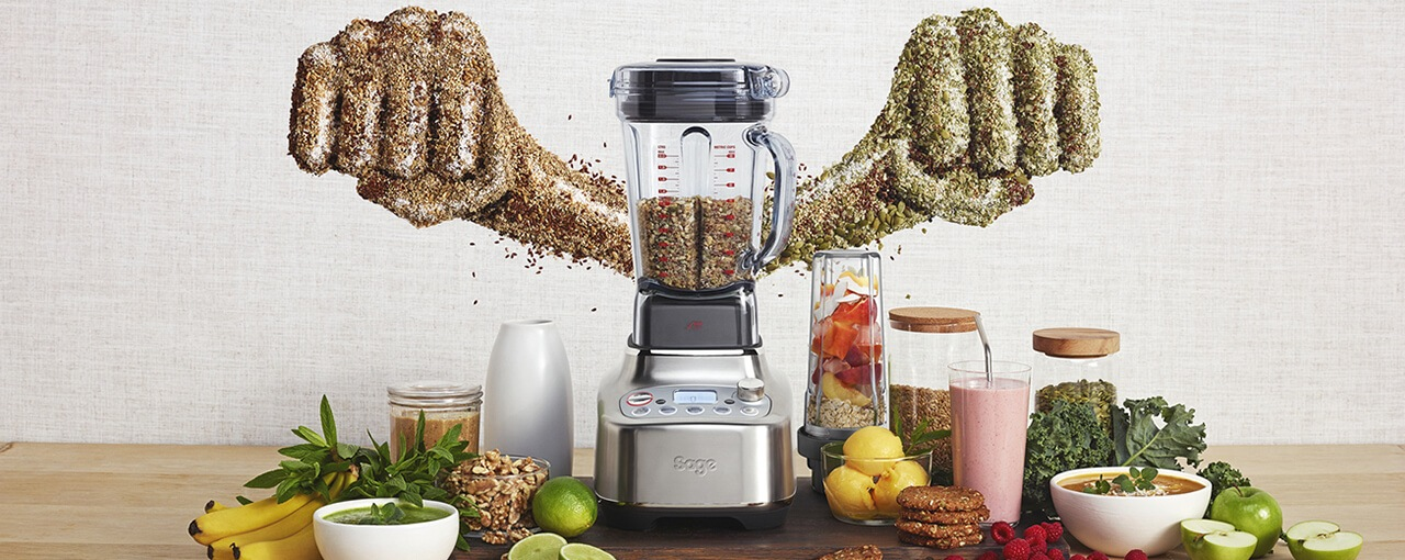 Sage The Q Super Blender