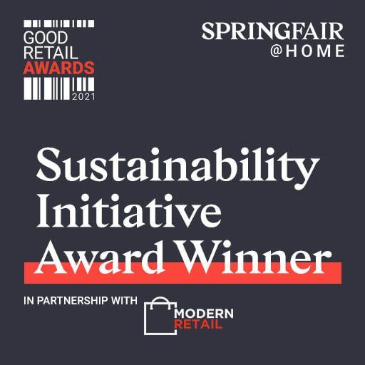 Good Retail Awards Sustainability Initiative Award