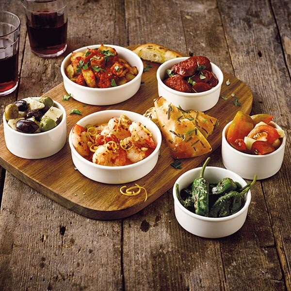 Tapas & Serving Dishes