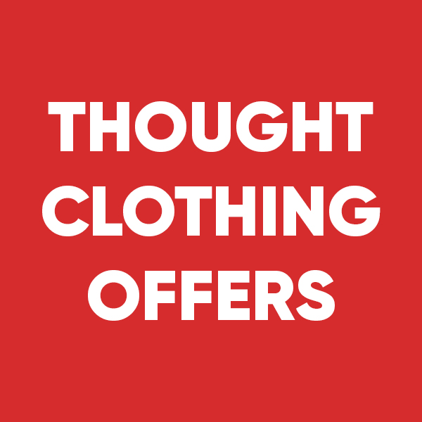 Thought Clothing Offers
