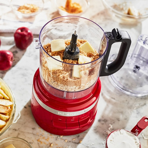 KitchenAid 1.7L Food Processor is a versatile machine