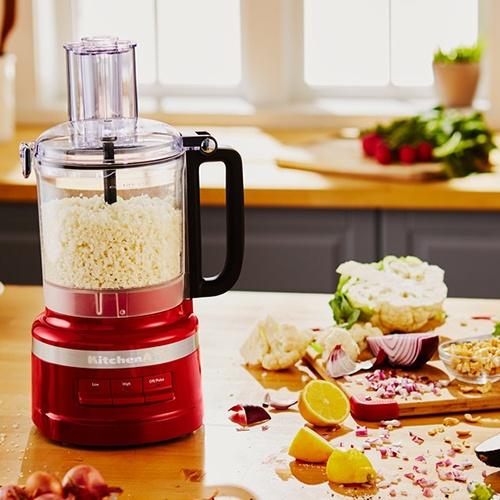 KitchenAid 2.1L Food Processor is a versatile machine