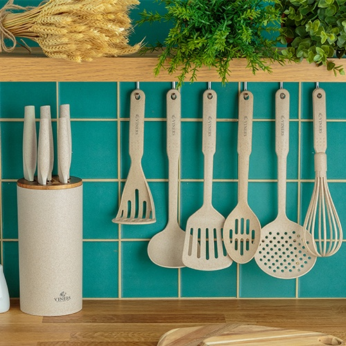 Viners Organic Natural Utensils