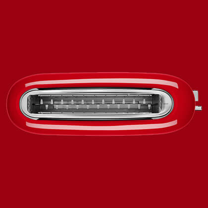 KitchenAid Queen Of Hearts Toaster Wide, Long Slots