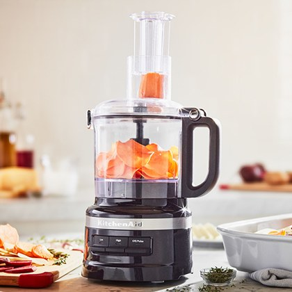 Slice and Chop with the KitchenAid 1.7L Food Processor